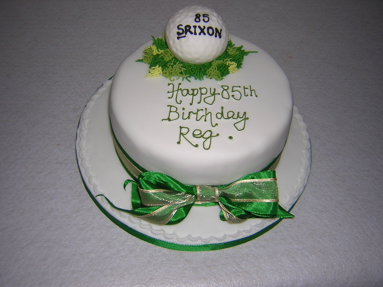60th Birthday Men Who Golf