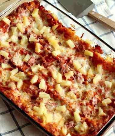 Hawaiian Lasagna