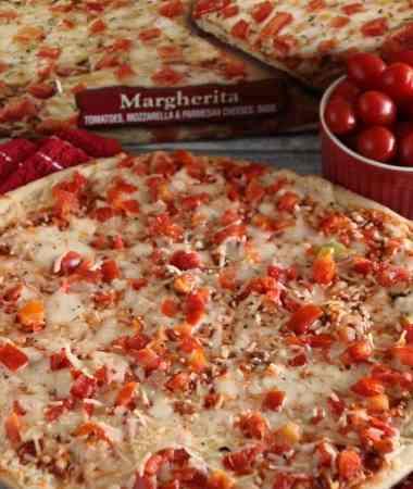 Newman's Own Thin Crust Pizza