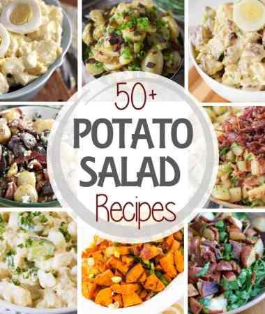 50 Potato Salad Recipes