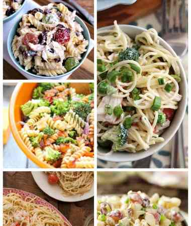 50+ Perfect Pasta Salads