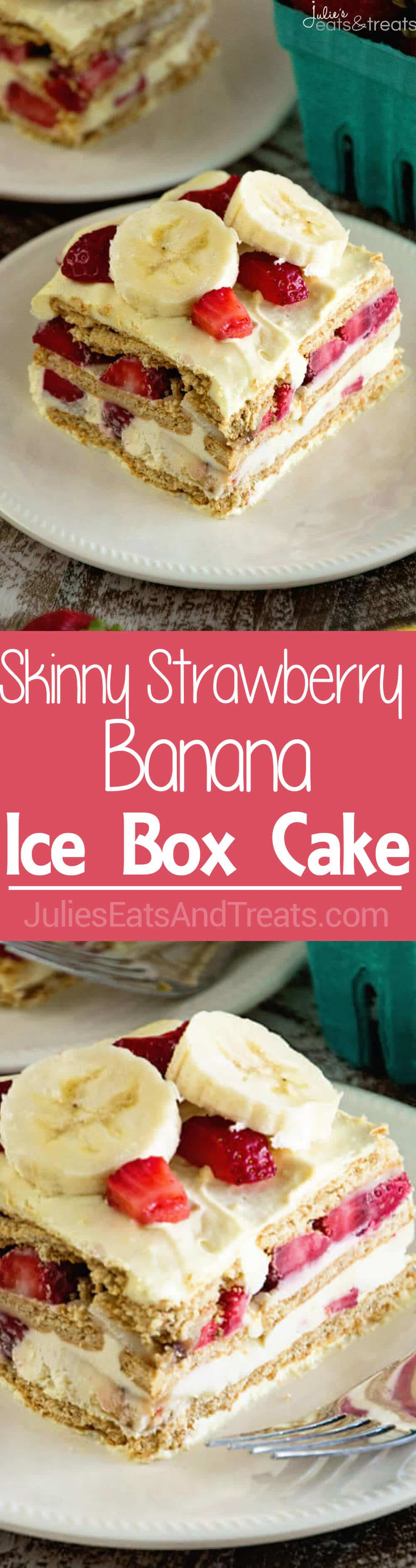 Recipe For Icebox Cake With Bananas