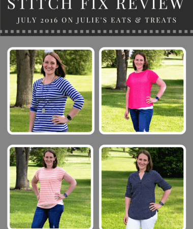 Stitch Fix Review July 2016
