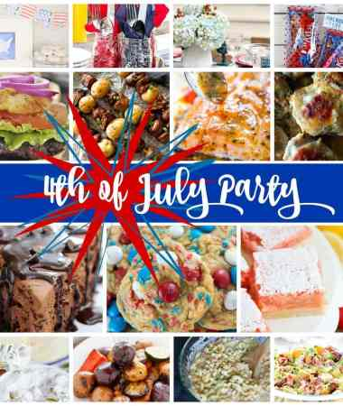 Ideas for 4th of July Party!
