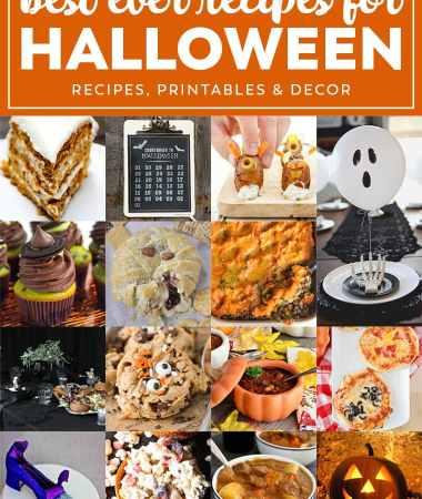 Best Ever Halloween Recipes!