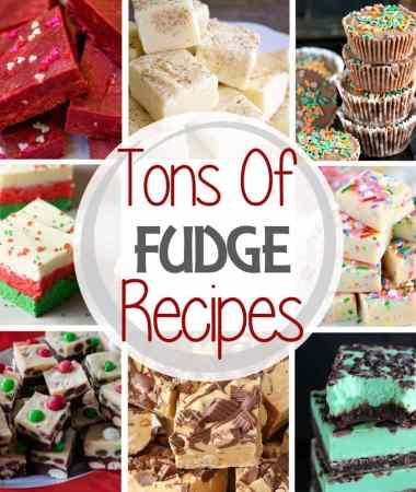 The Best Fudge Recipes!
