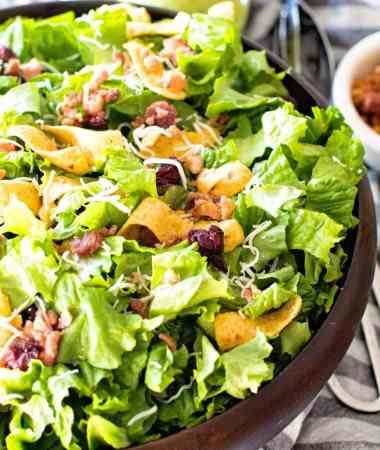 Lettuce Frito Salad