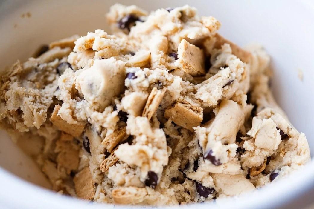 S'mores Cookie Dough.