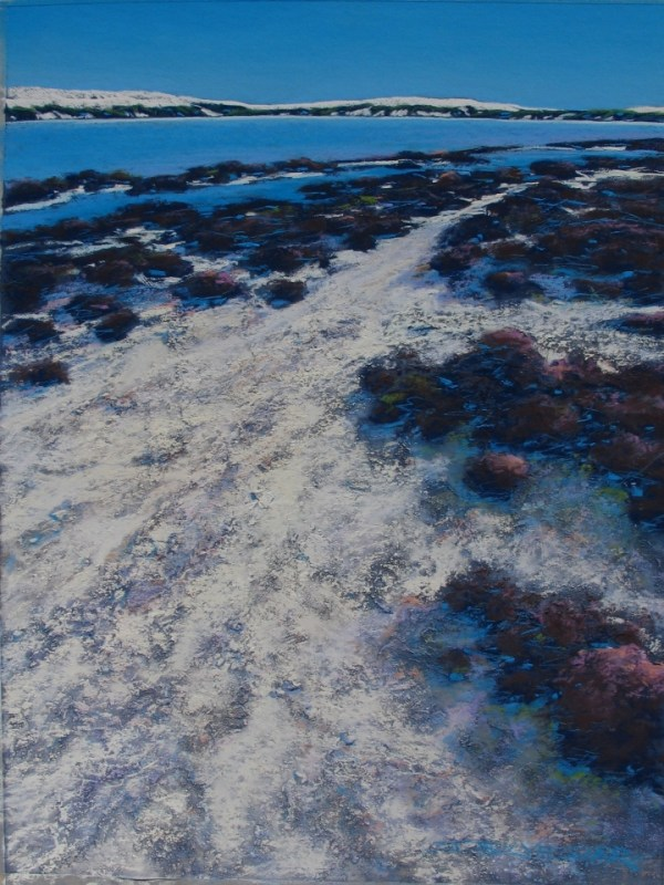 Salt Lake Scrub - 91 x 76
