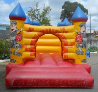 Jumping Tents | Julie's Party Rentals