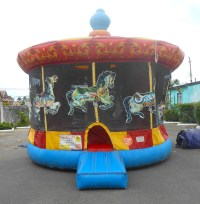 Jumping Tent | Julie's Party Rentals