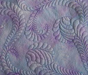Bottom Line quilting