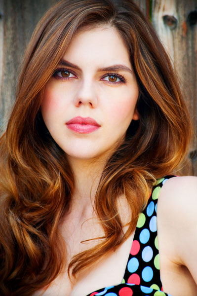 Juliet Sorci  Actress Based in Los Angeles California