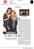 """Article dans """"Gala"""" - Chimène Badi & Julie Zenatti / L'union sacré"""