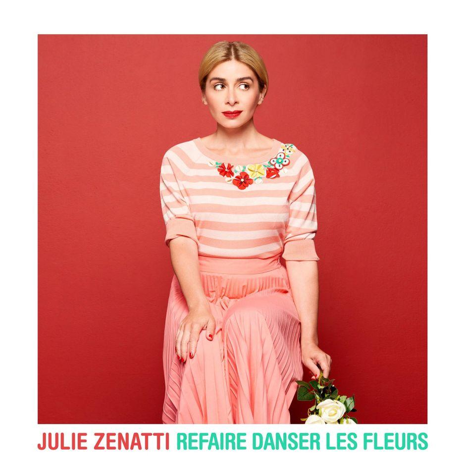 Jaquette Refaire danser les fleurs