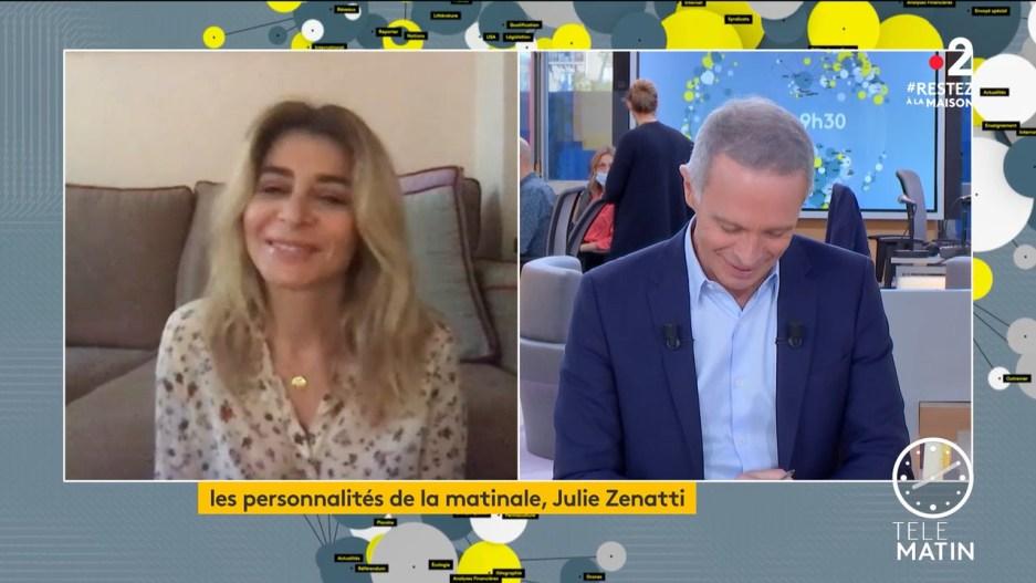 JT La matinale (21/04)