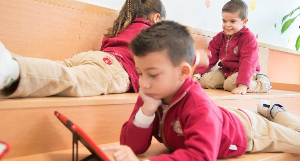 Infantil- Tecnología