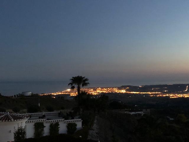 Luksus nær Malaga sælges!