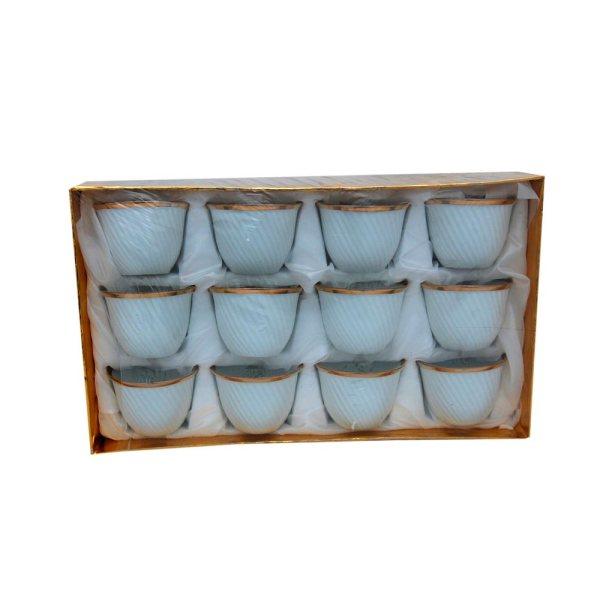 Arabic Coffee Cups - 1x12s