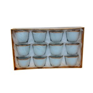 Arabic Coffee Cups - 1x12s