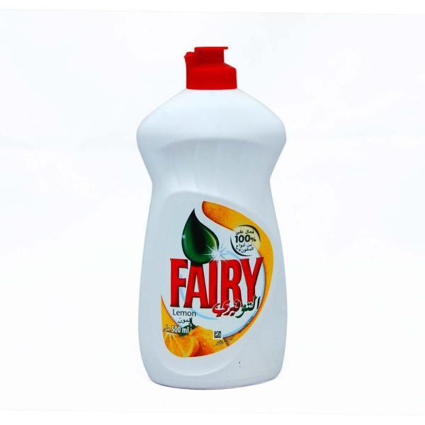 fairy-lemon-dishwash
