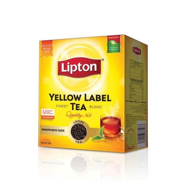 Lipton Yellow Label - 400g