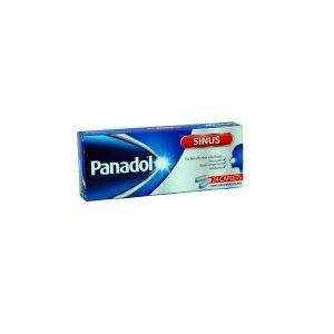 Panadol sinus - 24 capsules