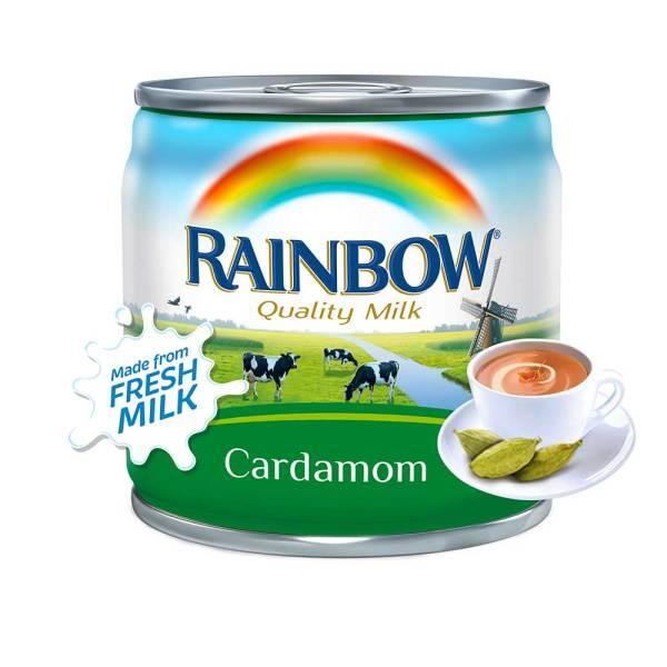 Rainbow milk - cardamom
