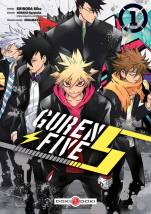 guren-five-manga-volume-1