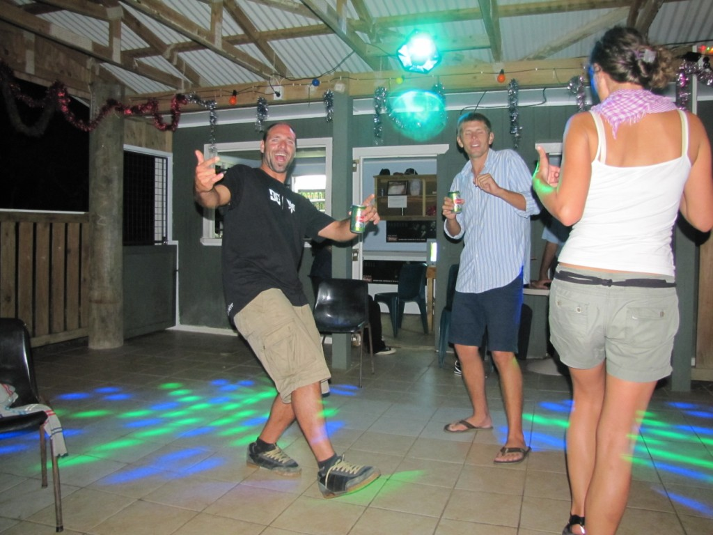 Nighclubbing in Niue