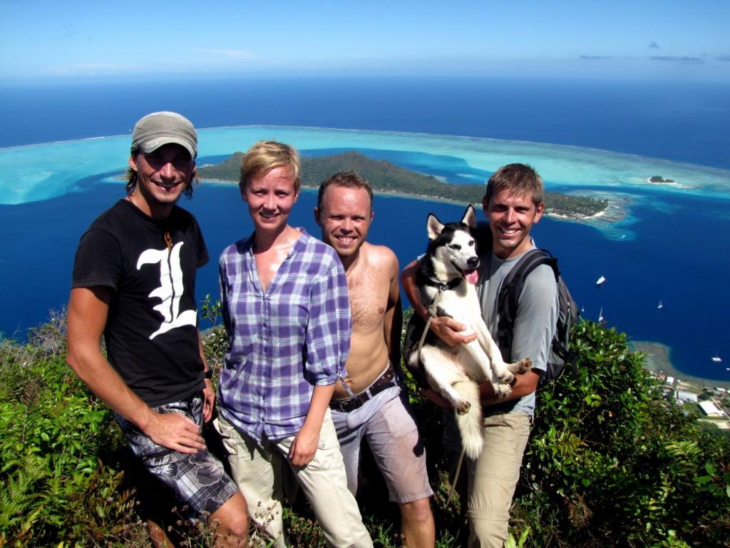 Bora Bora Hike 4
