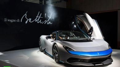 Photo of Pininfarina Battista, un gioiello a Ginevra.