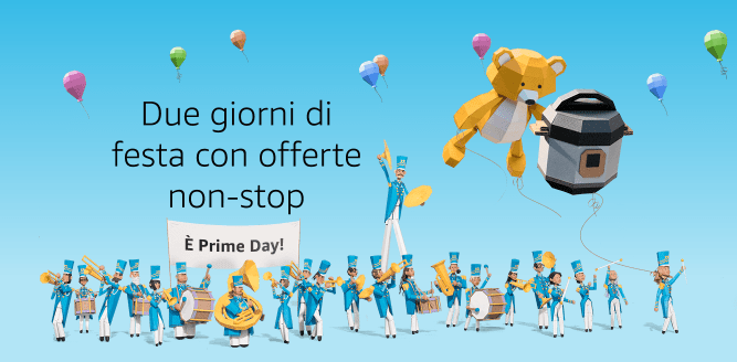 Amazon prime Day: Fino al 25% di sconto su Notebook Acer, Huawei, HP e altro