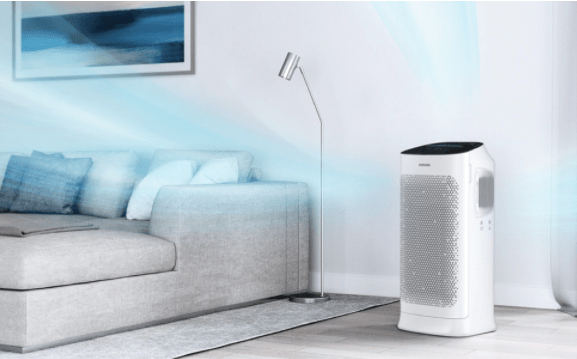 Offerta Lampo su Amazon: Purificatore d'Aria AirPurifier al 50% con il Black Friday