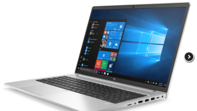 Photo of Notebook Hp Probook 450 G8, con processori Intel di 11 esima generazione