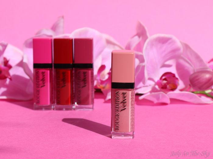 blog beauté haul bourjois rouge édition velvet avis don't pink of it