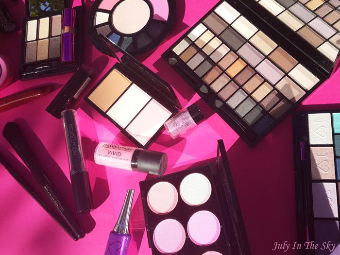 Haul Makeup Revolution