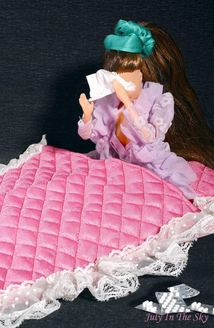 passion blog beauté photographie galerie barbie dépressive art