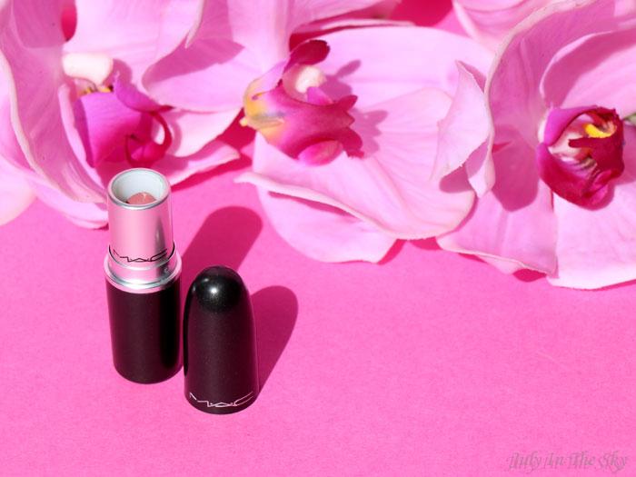 blog beauté avis rouge à lèvres brave et contour des lèvres soar mac avis test