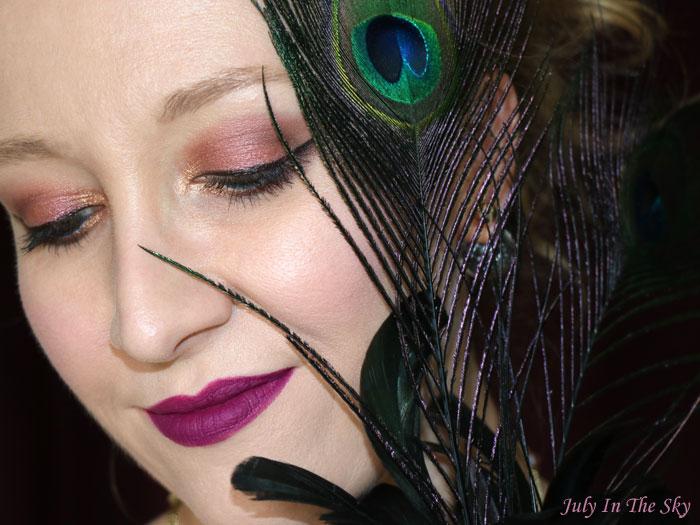 blog beauté matte lipstick dose of colors berry me swatch avis test
