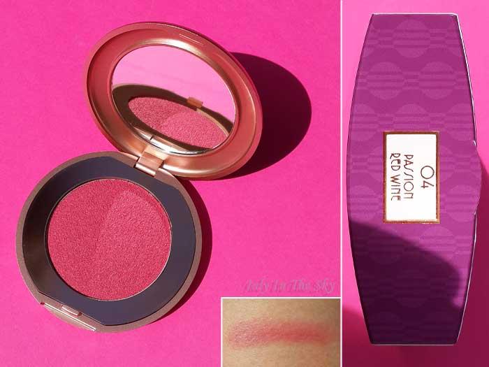 blog beauté kiko collection rebel romantic rebel bouncy blush avis test swatch