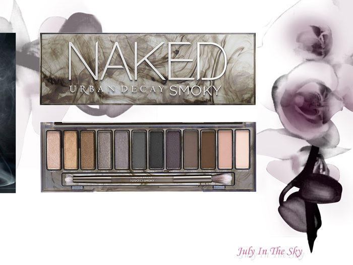 La Naked Smoky d'Urban Decay est là