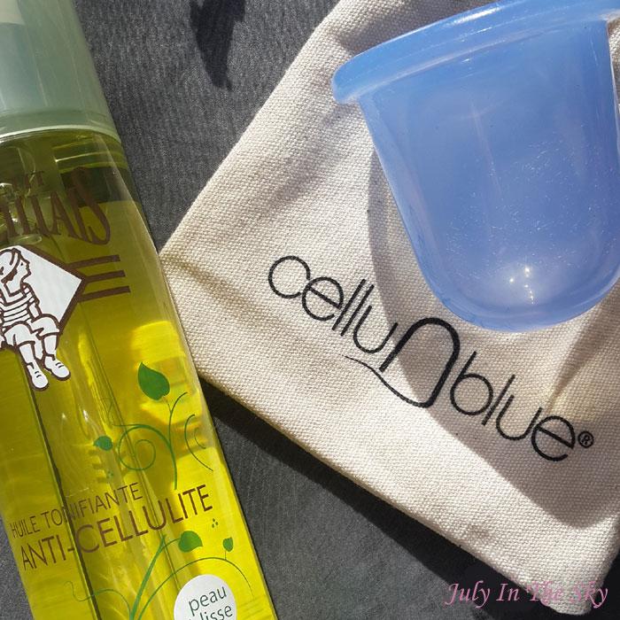 blog beauté health top body challenge sonia tlev fitness santé avis test ventose cellulite cellublue reduction