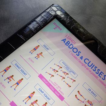 blog beauté health top body challenge sonia tlev fitness santé avis test 2