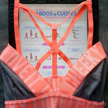 blog beauté health top body challenge sonia tlev fitness santé avis test 3