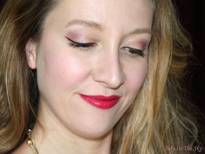 blog beauté baume lèvres lasting finish colour rush rimmel rumour has it