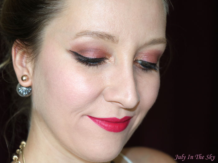 blog beauté studded kiss lipstick kat von d avis test swatch bachelorette