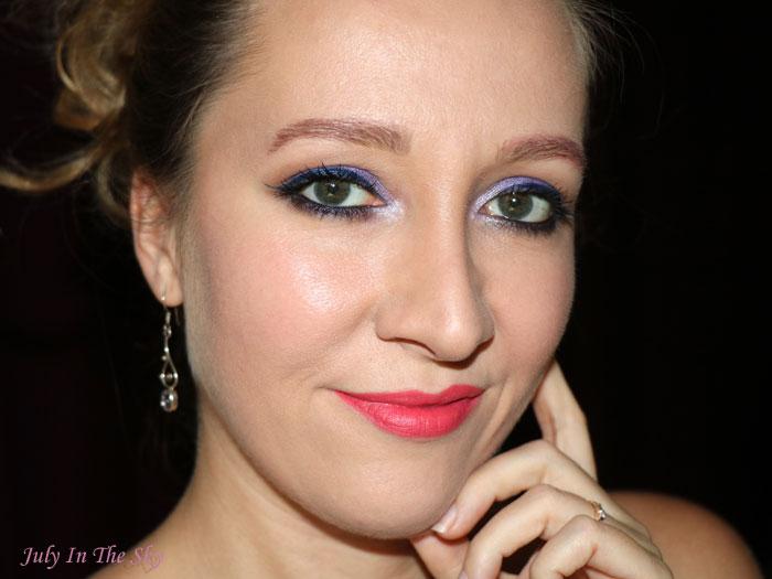 blog beauté studded kiss lipstick kat von d avis test swatch la femme