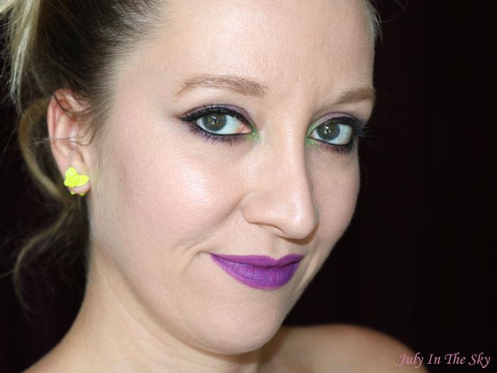 blog beauté studded kiss lipstick kat von d avis test swatch luv