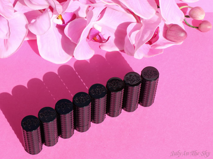 blog beauté studded kiss lipstick kat von d avis test swatch